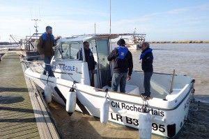 formation de moniteur de bateau école
