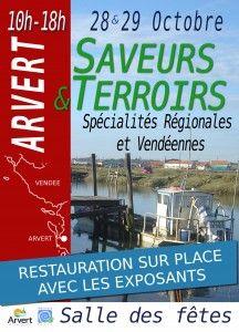 Saveurs et Terroirs en pays d'Arvert
