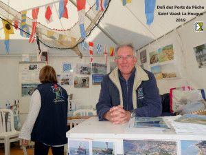 Navicule Bleue au Défi des Ports de Pêche 2019