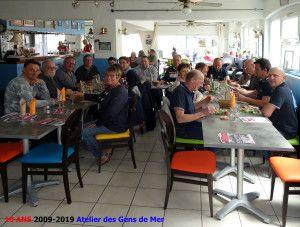 L'Atelier des Gens de Mer (Entreprise Adaptée) fête ses 10 ans d'existence, ce 17 mai 2019.