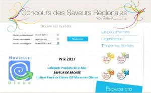 Concours des Saveurs Regionales 2017 NBL-1